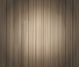 Shiny wooden board background vector