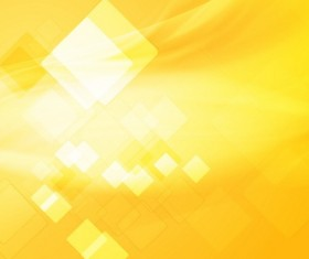 Shiny yellow abstract background vector