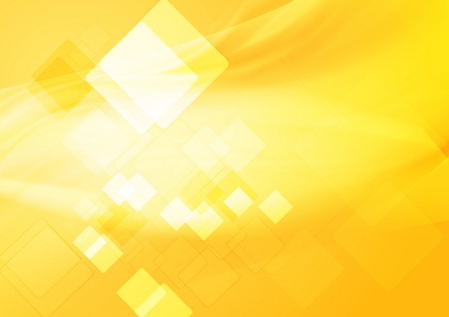 Shiny yellow abstract background vector free download