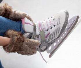 Skates Stock Photo 02