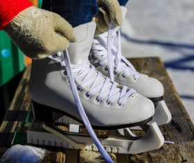 Skates Stock Photo 04