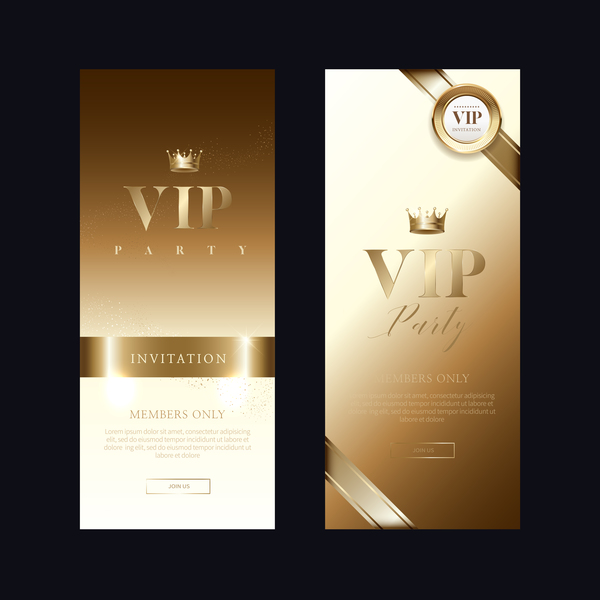 Vip invitation card vertical banner vector 01 free download vip invitation card vertical banner vector 01 stopboris Images