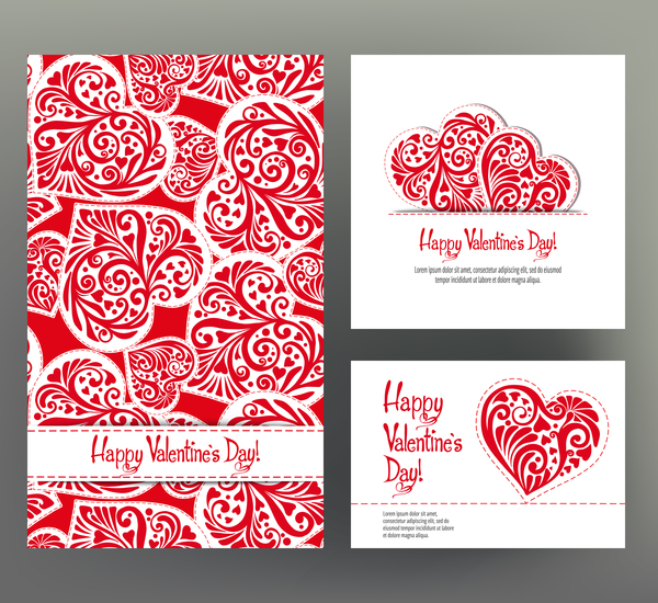 valentines card templates