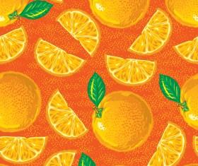 Apelsin pattern seamless vector