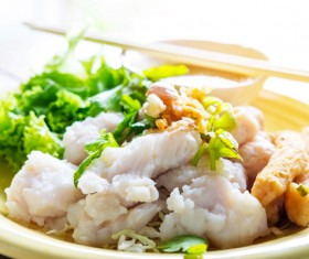 Chinese characteristic gourmet food Stock Photo 02