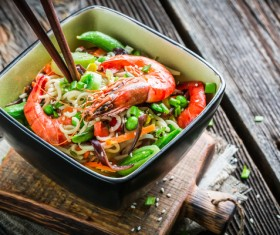 Chinese characteristic gourmet food Stock Photo 05