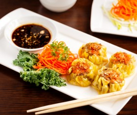 Chinese characteristic gourmet food Stock Photo 09