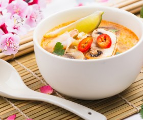 Chinese characteristic gourmet food Stock Photo 11