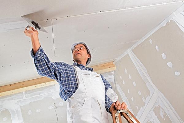 Coating workers Stock Photo 02