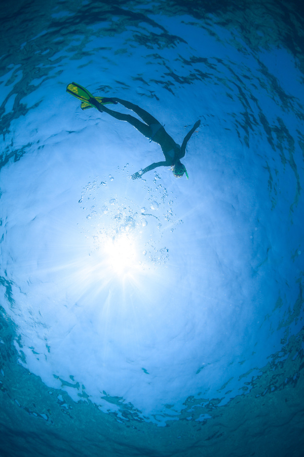 Diving Stock Photo 01