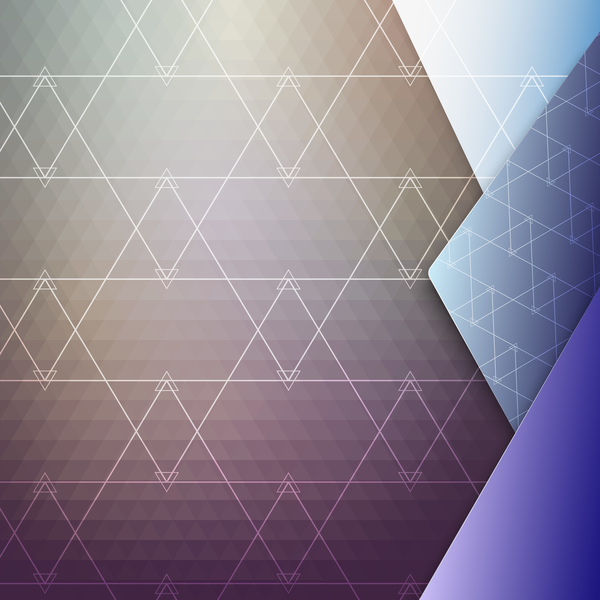 Fashion lines abstract background vector