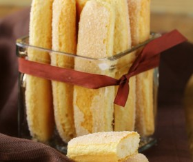 Finger biscuits Stock Photo 01