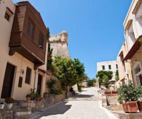 Greece Crete Stock Photo 02