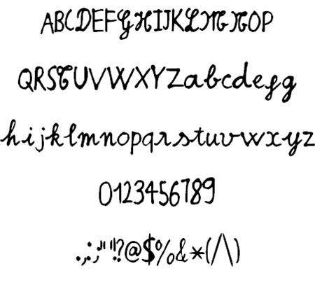 Hmt Font