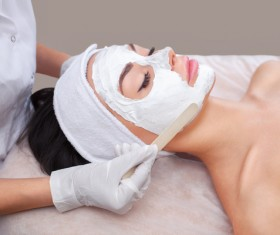 Mask skin care Stock Photo 01