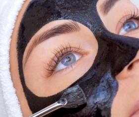 Mask skin care Stock Photo 02