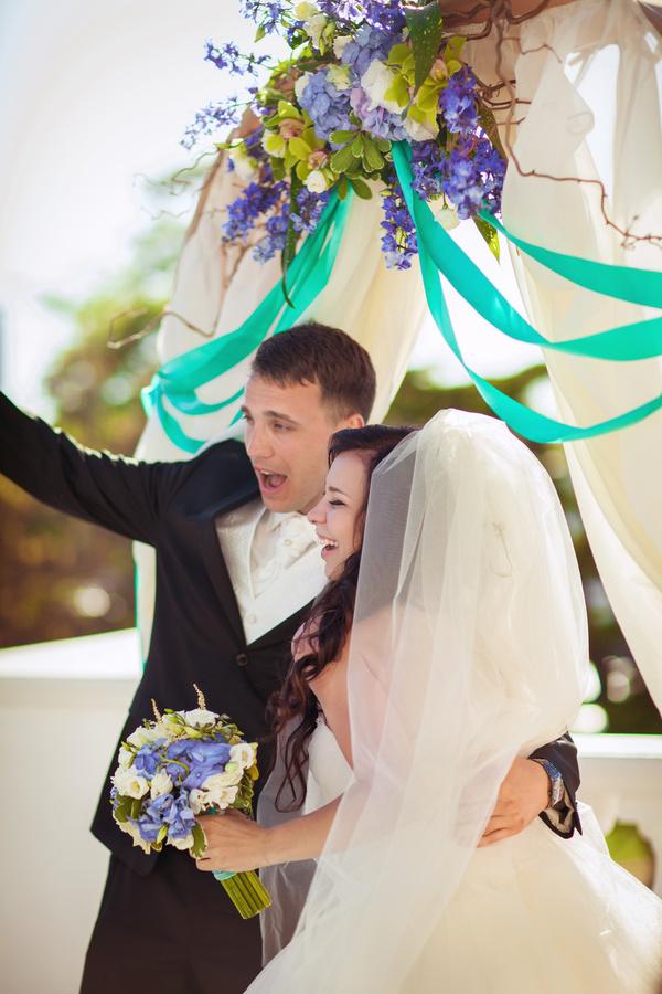 Newlyweds Stock Photo 05