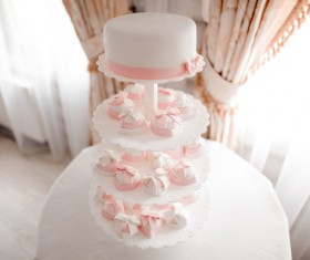 Wedding cake Stock Photo 04