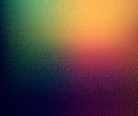 Abstract texture with blurs backgrounds vector 01