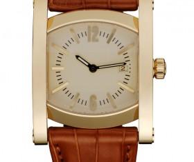 Brand-name watch Stock Photo 04