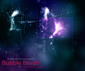 Bubble Photoshop Brushes