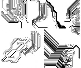Circuit Photoshop Brushes
