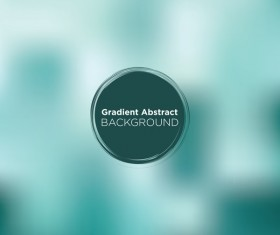 Colored gradient abstract background vectors 01