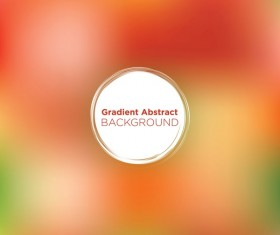 Colored gradient abstract background vectors 07