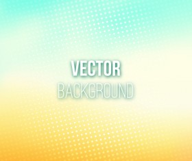 Colorful blurred background vector material 09