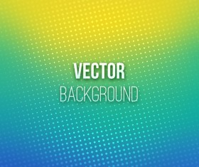 Colorful blurred background vector material 11