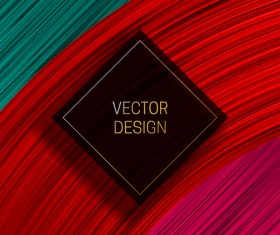 Concept abstract colorful background vectors 01