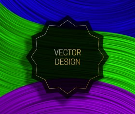 Concept abstract colorful background vectors 02