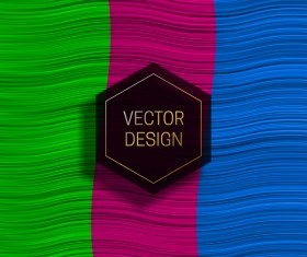 Concept abstract colorful background vectors 08