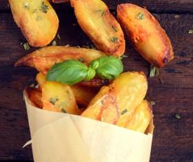 Delicious Baked potato Stock Photo 04