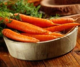 Fresh carrots Stock Photo 01