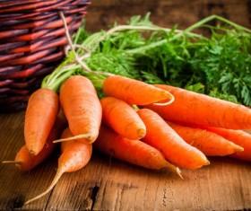 Fresh carrots Stock Photo 02