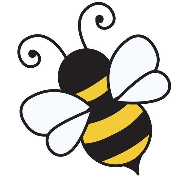 hand drawn cartoon bee vectors free download rh freedesignfile com cartoon queen bee images cartoon bee images free