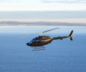 Helicopter Stock Photo 01