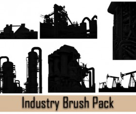 Industry Photoshop Brushes