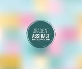Light color gradient background vectors 02
