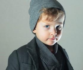 Little gentleman Stock Photo