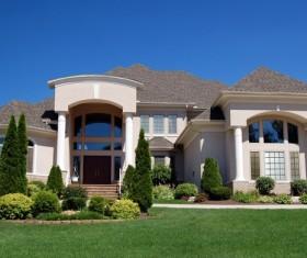 Luxury house Stock Photo 01