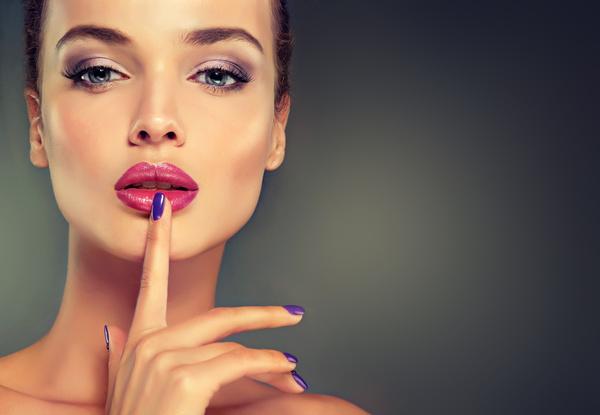 Makeup woman Stock Photo 01