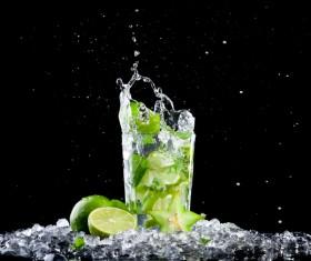 Mojito Cocktail Stock Photo 01
