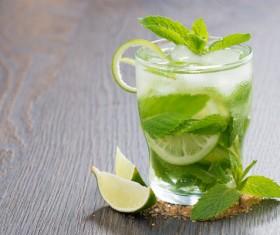 Mojito Cocktail Stock Photo 02