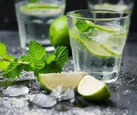 Mojito Cocktail Stock Photo 04