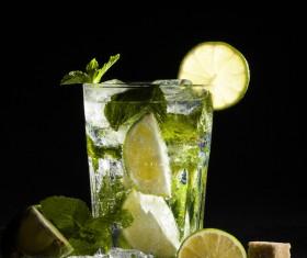 Mojito Cocktail Stock Photo 06