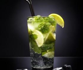 Mojito Cocktail Stock Photo 09