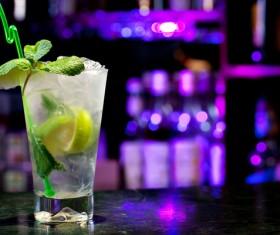 Mojito Cocktail Stock Photo 11