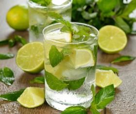 Mojito Cocktail Stock Photo 12